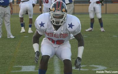 Holton was one of the stars in last year's FACA North-South game.